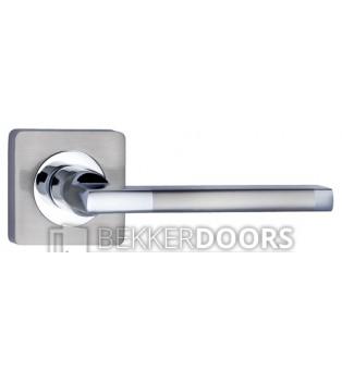 Дверная ручка Мерано хром