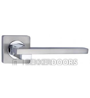 Дверная ручка Сан-Ремо хром