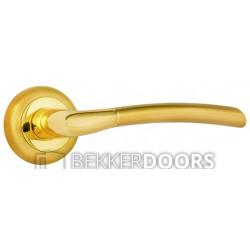 Дверная ручка Гарда золото
