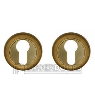 Накладка на цилиндр бронза