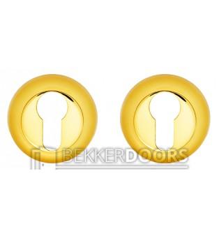 Накладка на цилиндр золото