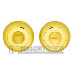 Завёртка сантехническая золото