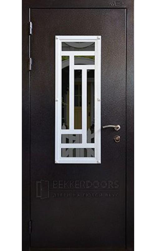 входная металлическая дверь хайтек